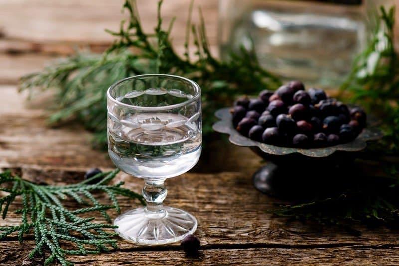 Historien om gin