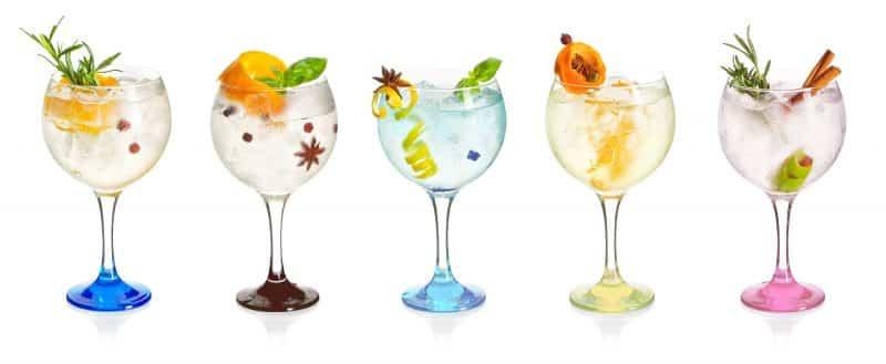 friske opp gin tonic
