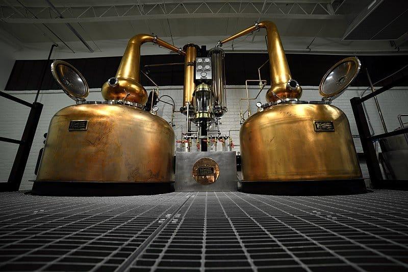 England destillerier Skottland