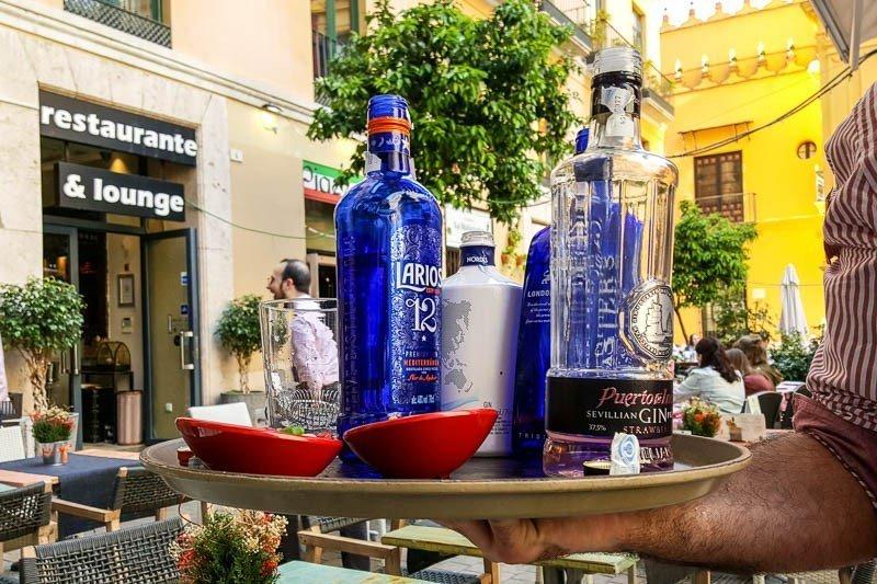 Gin Malaga