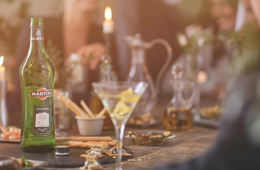 Martini and Classic Dry Martini