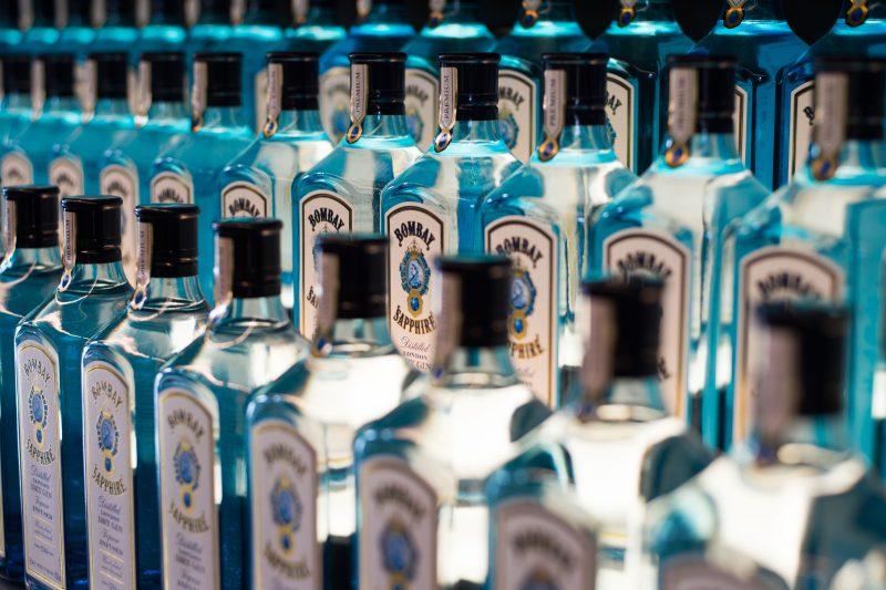 Produksjon av gin