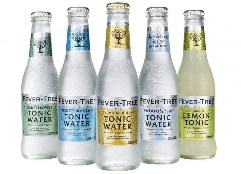 Hvor mye tonic i en gin tonic