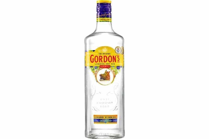 Hva passer til Gordons London Dry Gin
