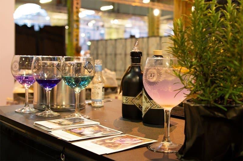 The Illusionist Gin en spennende gin med uvanlige og fargerike egenskaper.