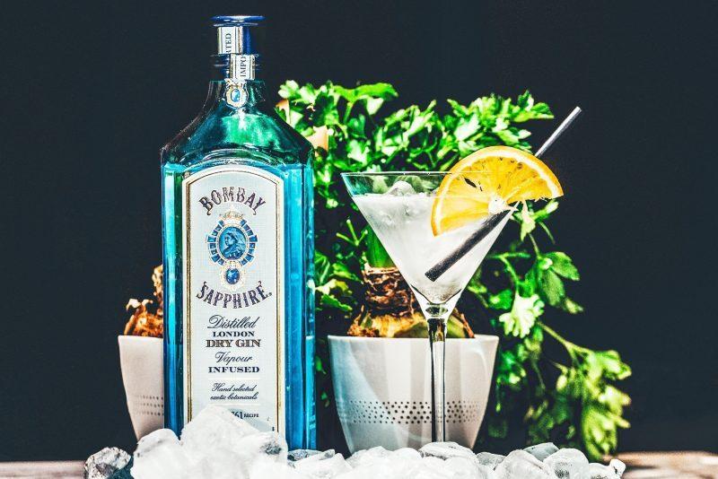 hva er london dry gin