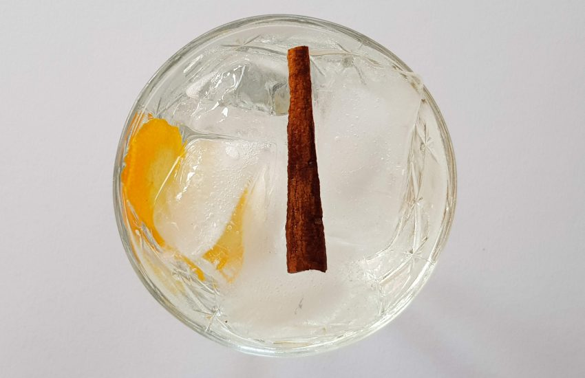 GT med Tanqueray London Dry Gin