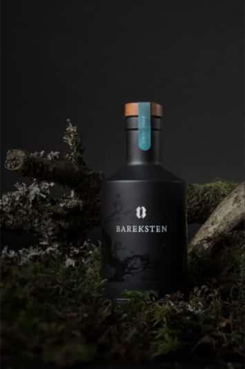 Bereksten Bothanical Gin.