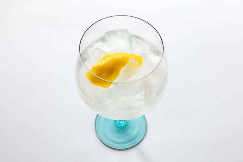 Gin og Tonic med Beefeater London Dry Gin