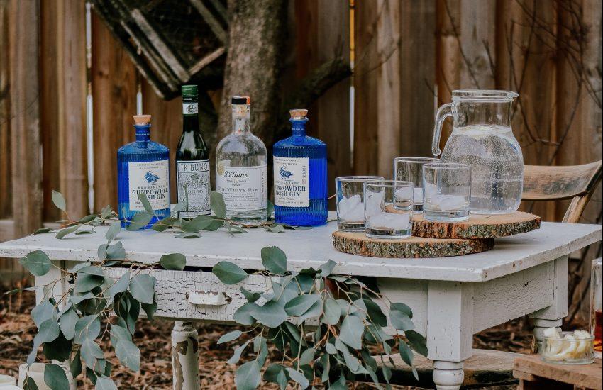 Smake gin ginsmaking