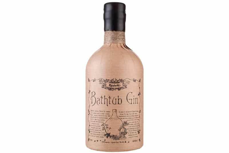 Hva-passer-til-Bathtub-Gin