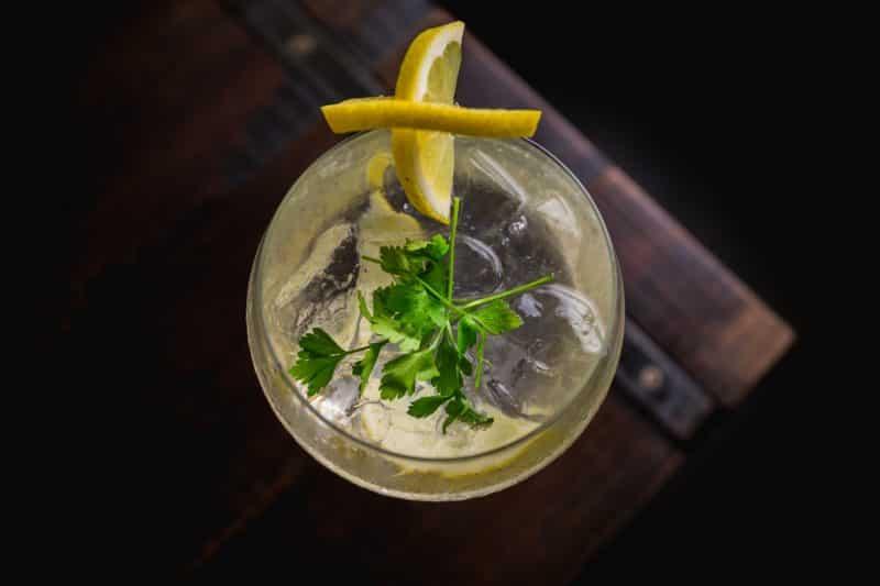 smake gin