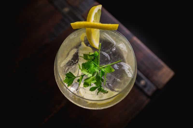 smake gin lage en god Gin og Tonic