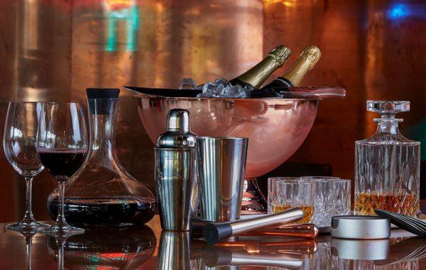 velge riktig cocktail shaker