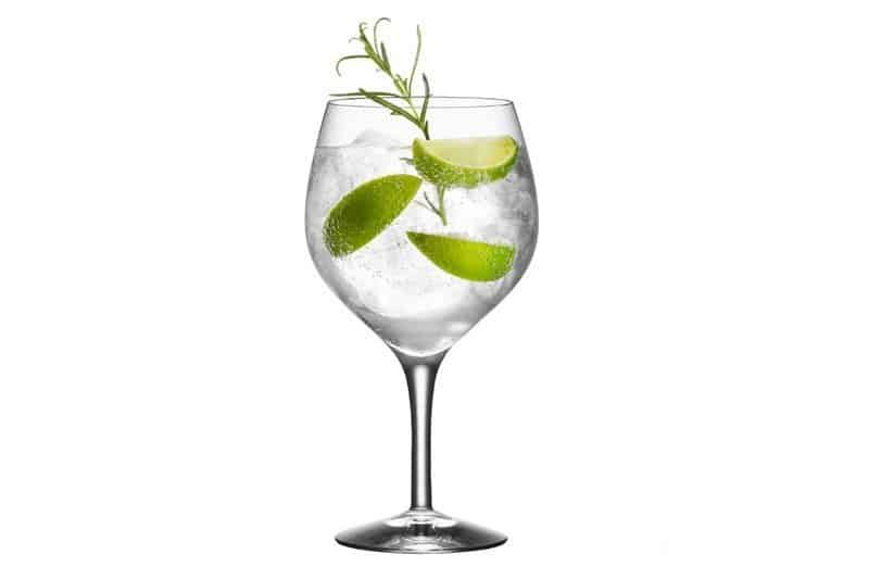 glass til gintonic