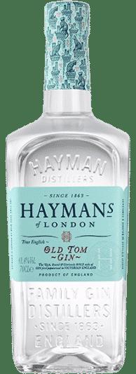 Hva er Old tom gin