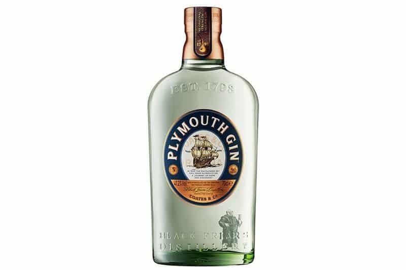 Hva passer til Plymouth Gin