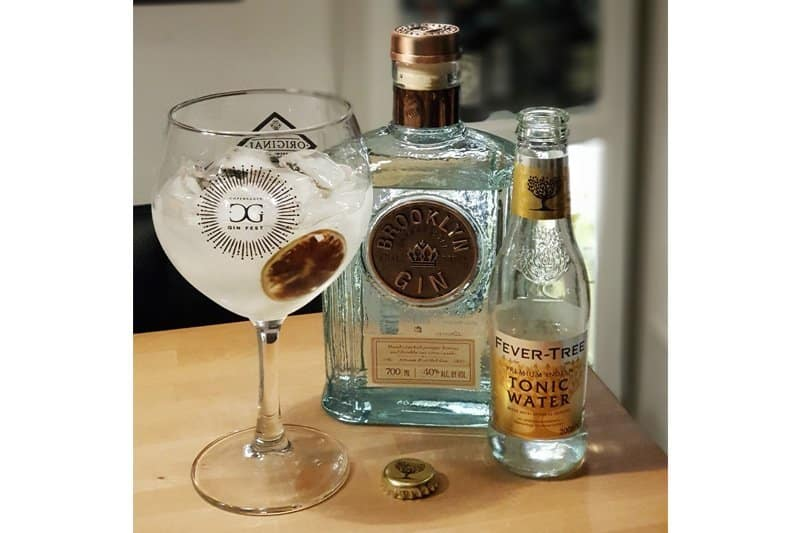 Gin-og-Tonic-med-Brooklyn-Gin-og-Fever-Tree-Indian-Tonic