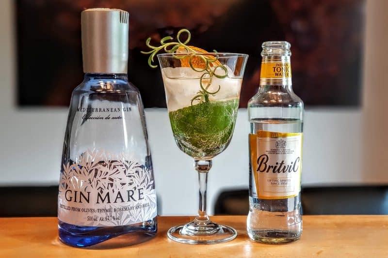 Mediterranian Gin og Tonic