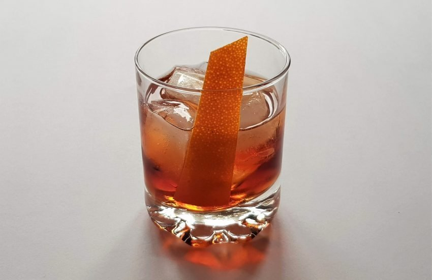 Negroni med Beefeater London Dry Gin