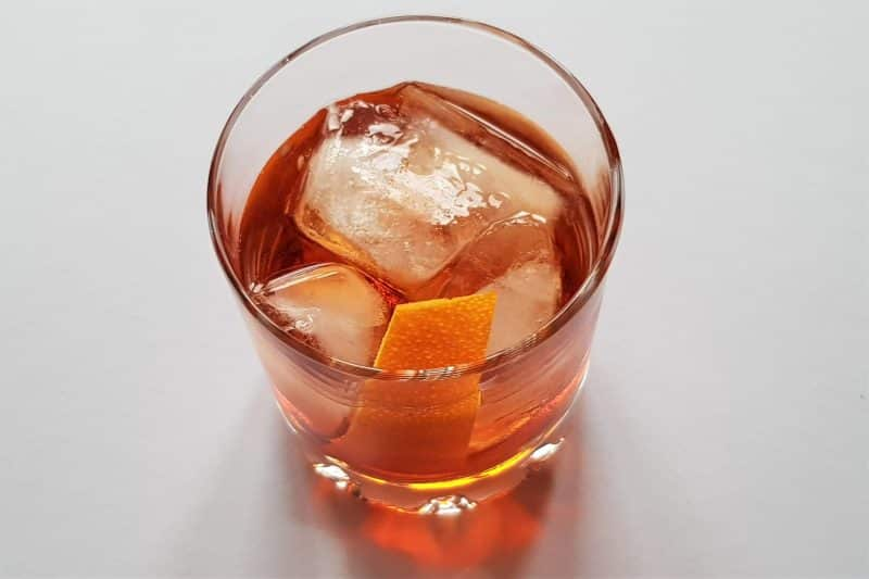 Negroni med Hernö Old Tom Gin