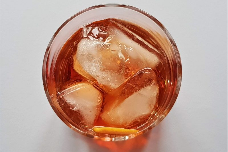 Negroni med Tanqueray London Dry Gin