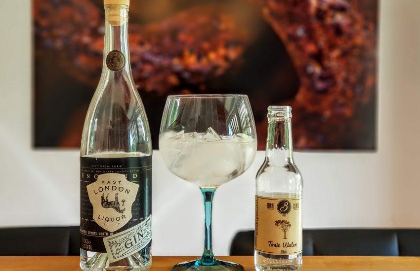 Gin Tonic East London Liquor Company