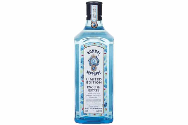 Hva passer til Bombay Sapphire English-Estate London Dry Gin