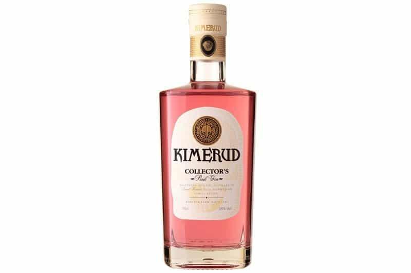 Hva passer til Kimerud Pink Gin