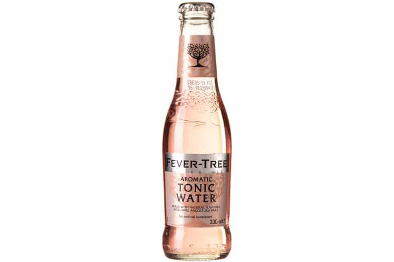 gin Fever Tree Aromatic