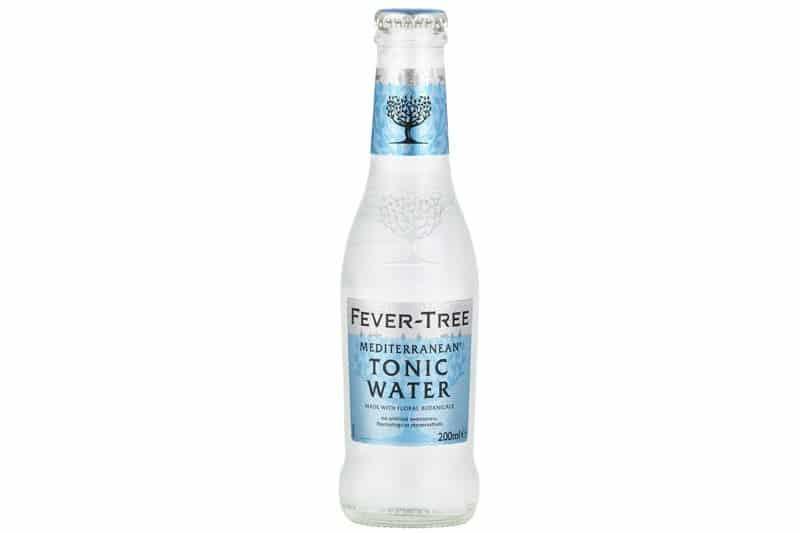 Hvilken gin passer til Feve Tree Mediterranean Tonic Water