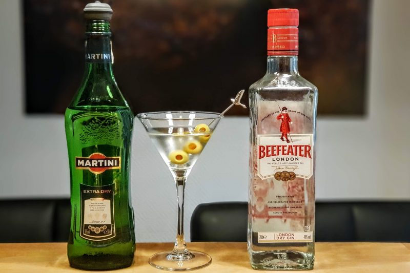 Beefeater Dry Martini