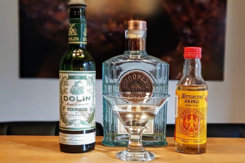 Brooklyn Gin Dry Martini