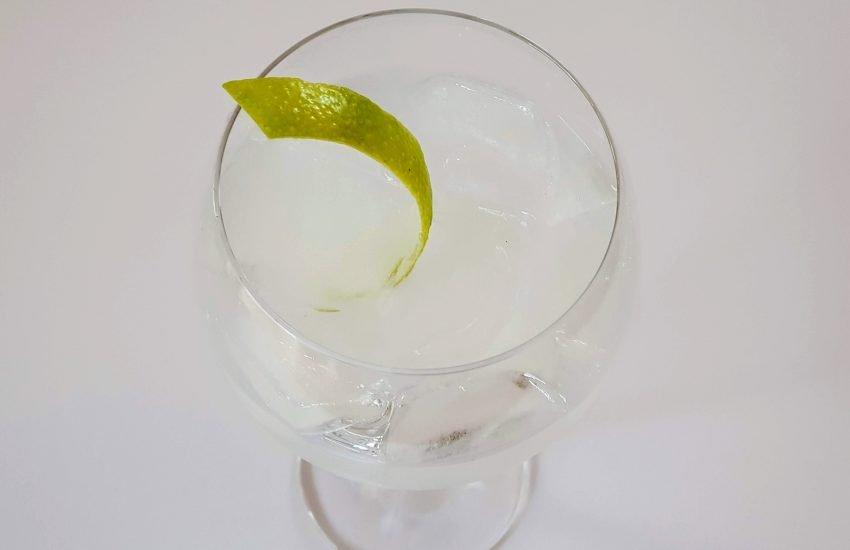 GT med East London Liquor Company London Dry Gin