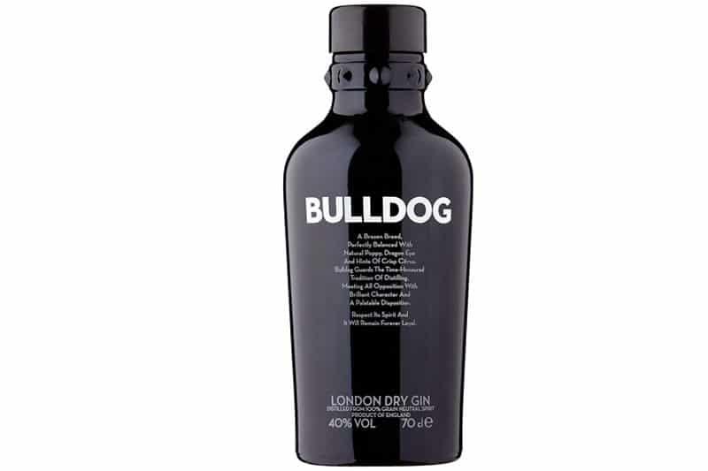 Hva passer til Bulldog London Dry Gin