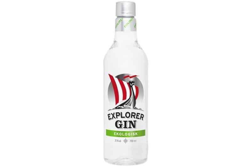 Hva passer til Explorer Gin
