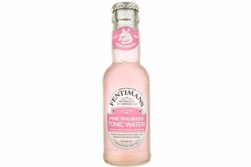 Hvilken gin passer til Fentimans Pink Rhubarb Tonic