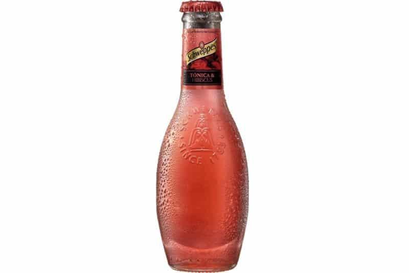 Hvilken gin passer til Schweppes Premium Hibiscus Tonic Water