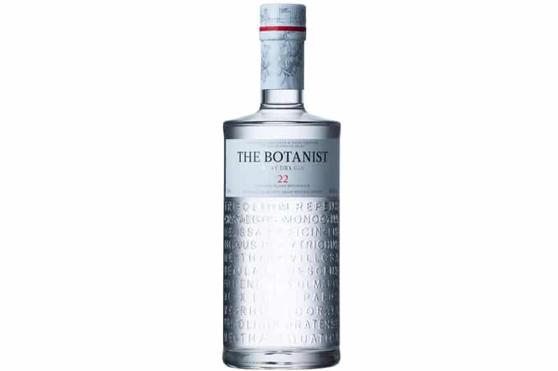 En flaske The Botanist Islay Dry Gin