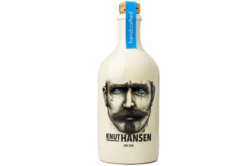 Hva passer til Knut Hansen Dry Gin