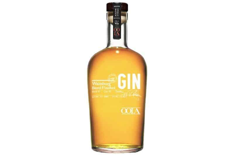 Hva passer til Oola Waitsburg Barrel Finished Gin