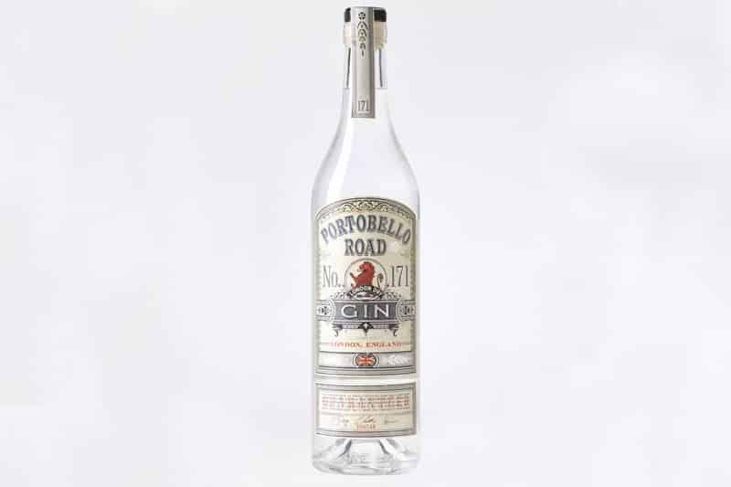 Hva passer til Portobello Road Gin No. 171