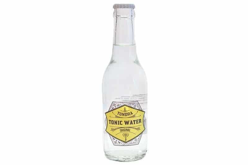 Hvilken gin passer til Tundra Original Tonic Water