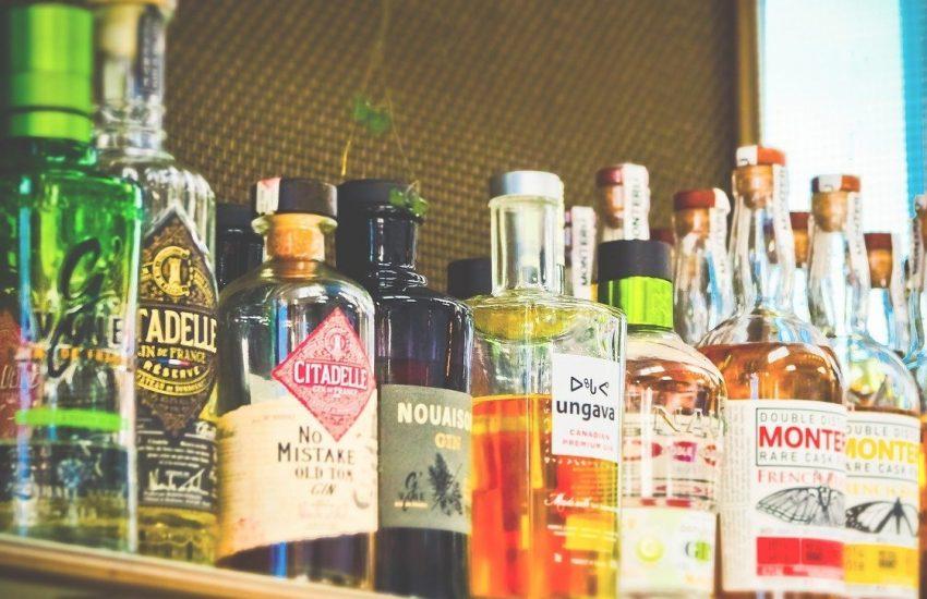 oppbevare gin oppbevare tonic