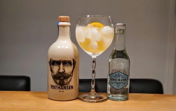Gin Tonic Knut Hansen Gin