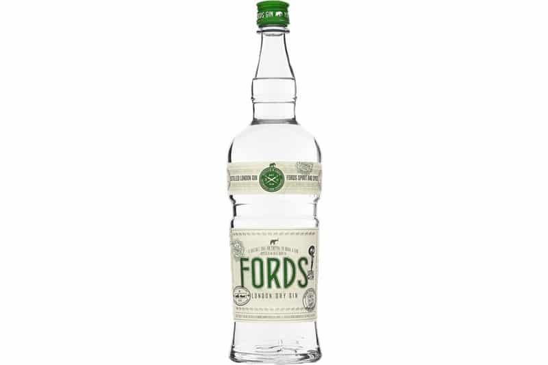 Hva passer til Fords London Dry Gin