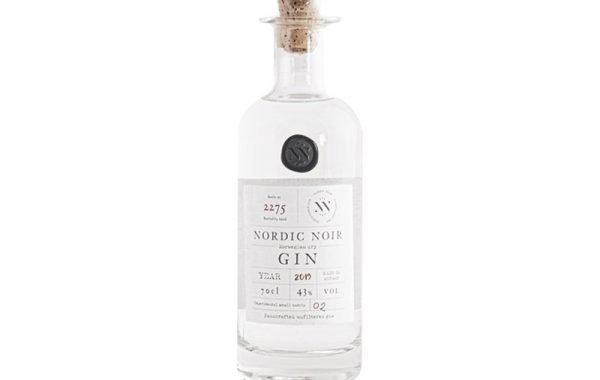 Hva passer til Nordic Noir Gin
