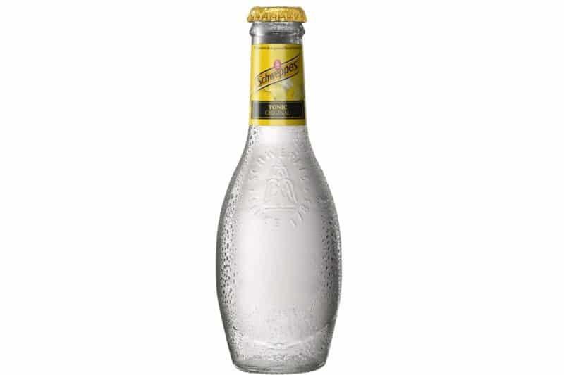 Hvilken gin passer til Schweppes Premium Mixer Tonic Original