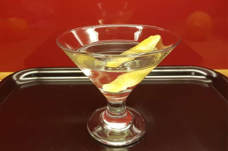 Alkoholfri Martini