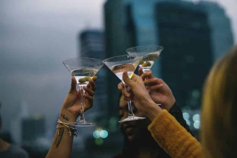 Beste gin til en Martini
